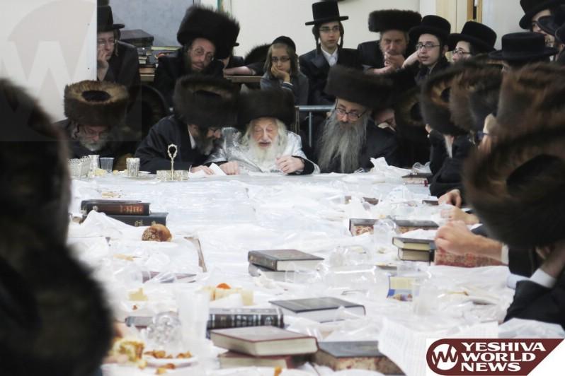 Photo Essay: Ne'eilas Hachag Sukkos 5777 By The Skulener Rebbe (Photos by JDN)