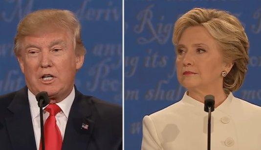 FACT CHECK: Trump, Clinton And Their Debate Claims