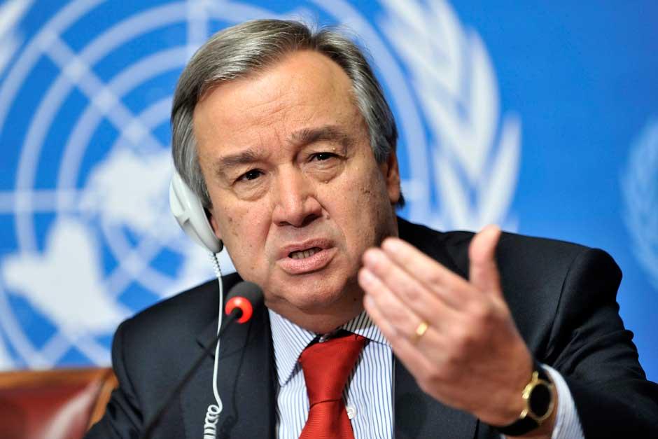 UN Security Council Formally Approves Guterres As Next U.N. Secretary-General