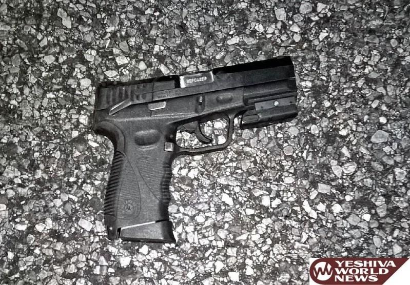 NYPD: Man Shot In Leg After Firing Gun Toward Police