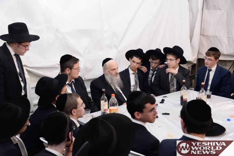 Photo Essay: Simchas Beis Hashoeiva 577 By Hagaon HaRav Chaim Feinstein (Photos by JDN)