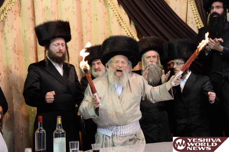 Photo Essay: Sukkos 5777 By The Pinsk Karlin Rebbe (Photos by JDN)