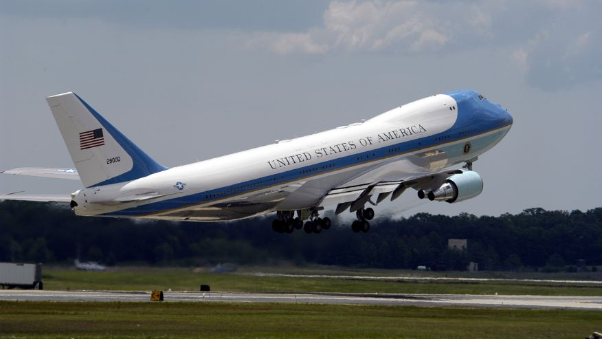 Question And Answer: A Look At Trump's Call To Cancel New Air Force One