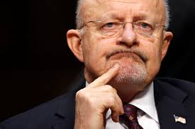 Director of National Intelligence James Clapper, From GoogleImages
