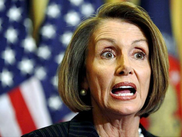 Pelosi Questions Trump's Mental Health, Then Shows Senility
