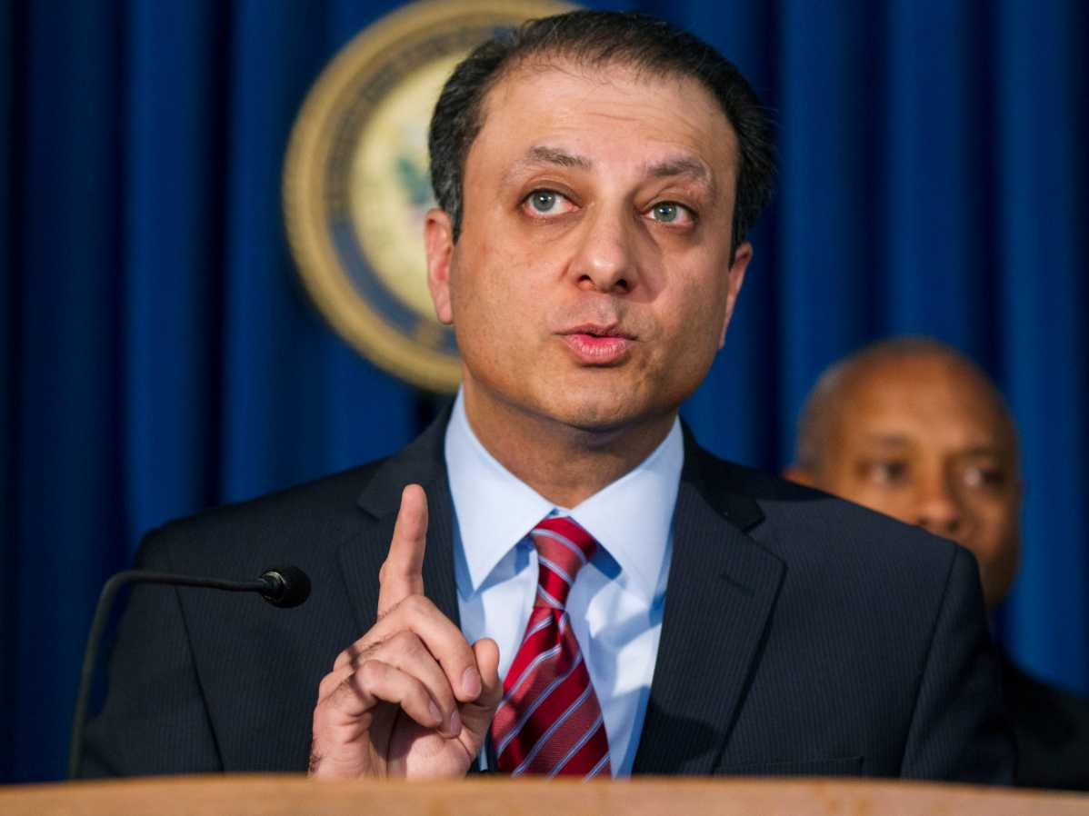 Ex-US Attorney Preet Bharara Is Joining NYU School Of Law