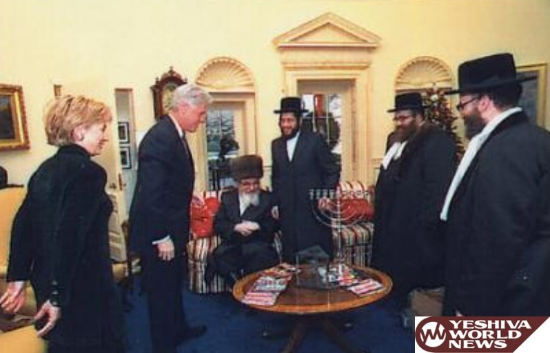 ELECTION 2016: Monsey Voted 90.2 Percent For Trump, While New Square Voted 96 Percent For Hillary