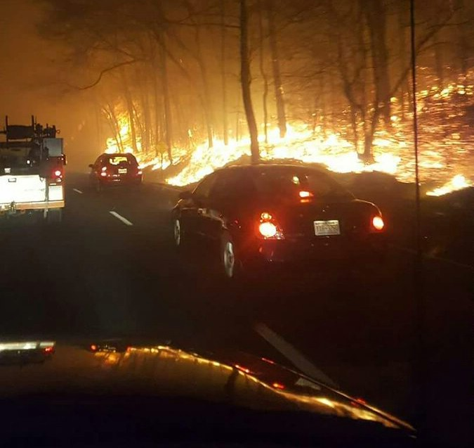 2 Juveniles Charged In Tennessee Wildfires That Killed 14