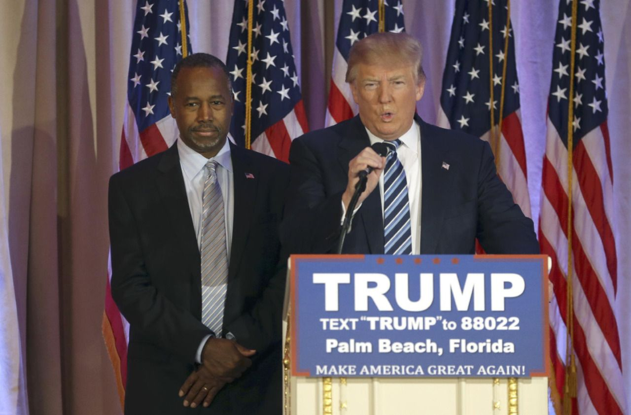 Ben Carson Turns Down Position In Trump Cabinet - Yeshiva World News