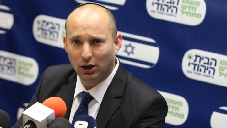 Bennett Promises To Continue Being A Nudnik