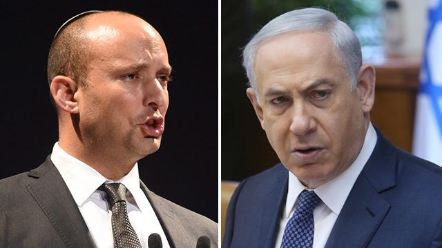 Amona Understanding Reached Between PM Netanyahu And Bennett May Be Collapsing