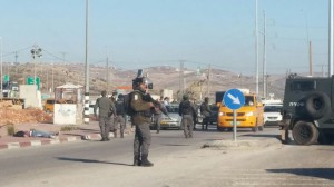 Attempted Stabbing Attack at Tapuach Junction Without Injuries