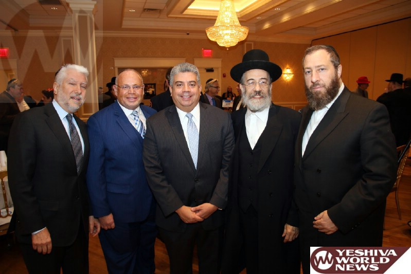 VIDEO/PHOTOS: Boro Park JCC Breakfast Highlights Continued Service To Community