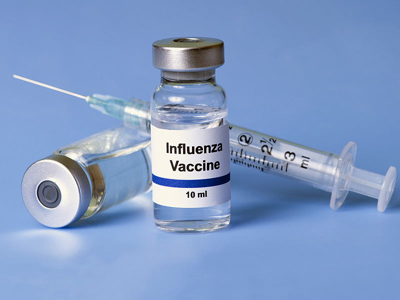Major Spike In Flu Cases Seen Across New Jersey