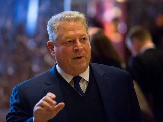 Al Gore Calls His Meeting With Trump 'Extremely Interesting'