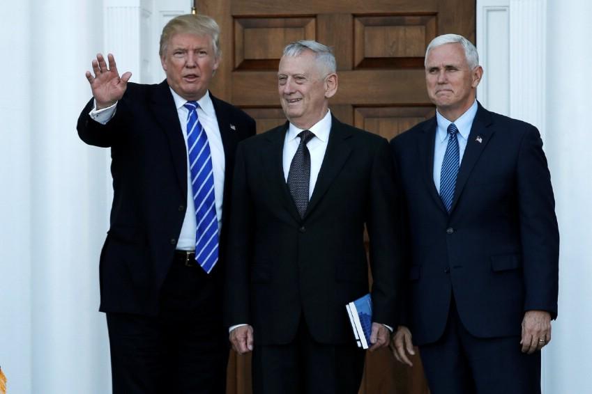JUST IN: Trump Has Chosen Retired Marine General James Mattis For Secretary Of Defense