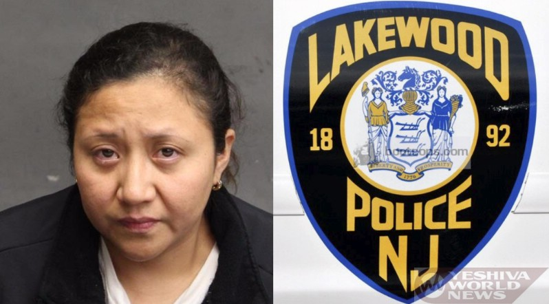 PHOTO: This Lakewood Cleaning Lady Stole Her Employer's Jewelry; Police Believe There May Be Additional Victims