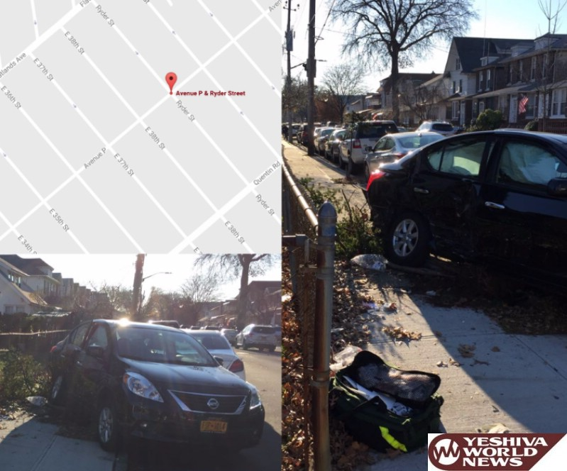 Marine Park: Child Struck By Vehicle On Ave P And Ryder St Suffers Serious Injuries - Residents Demand Action From DOT