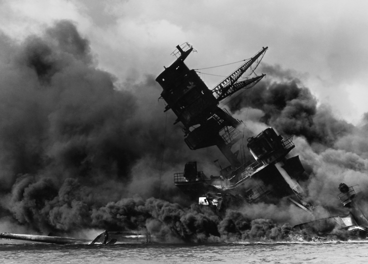 Today In History - Pearl Harbor Attacked 75 Years Ago