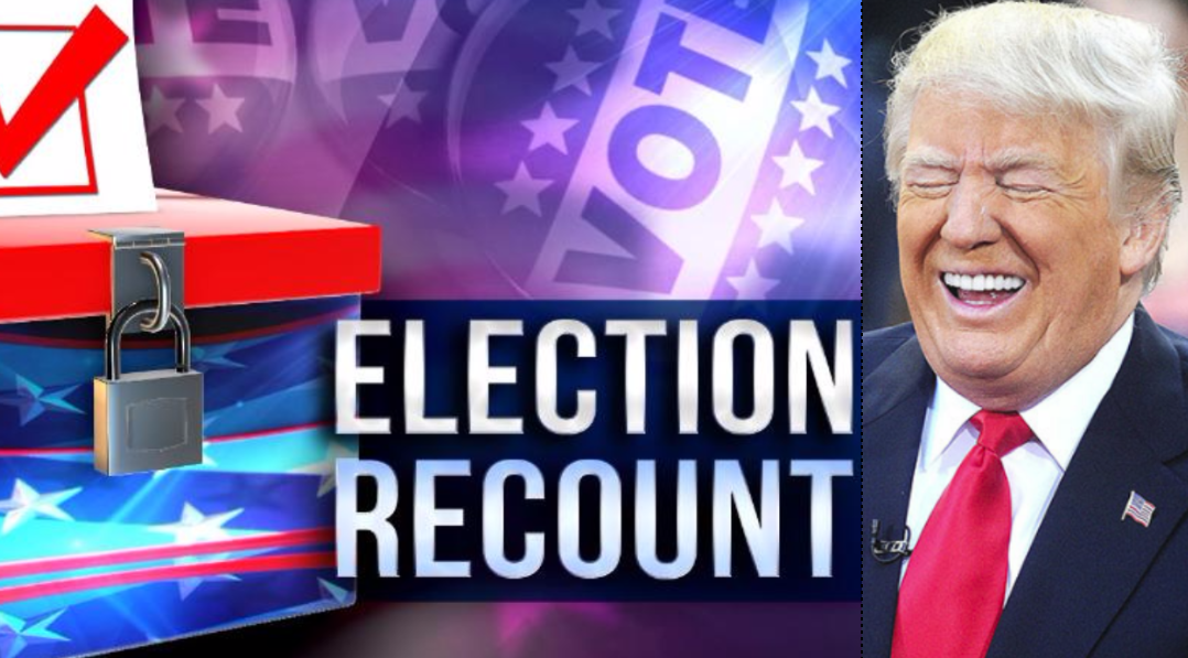 Federal Judge Halts Recount, Sealing Trump's Michigan Win
