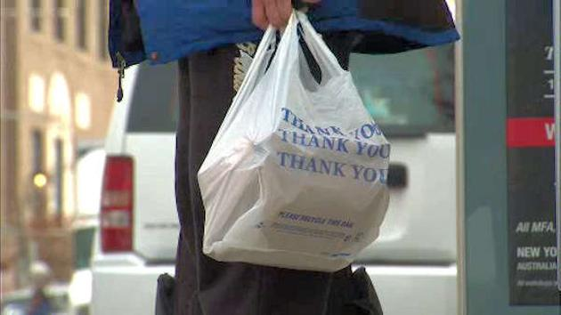 New York State Lawmakers Pushing To Block New York City's Plastic Bag Tax