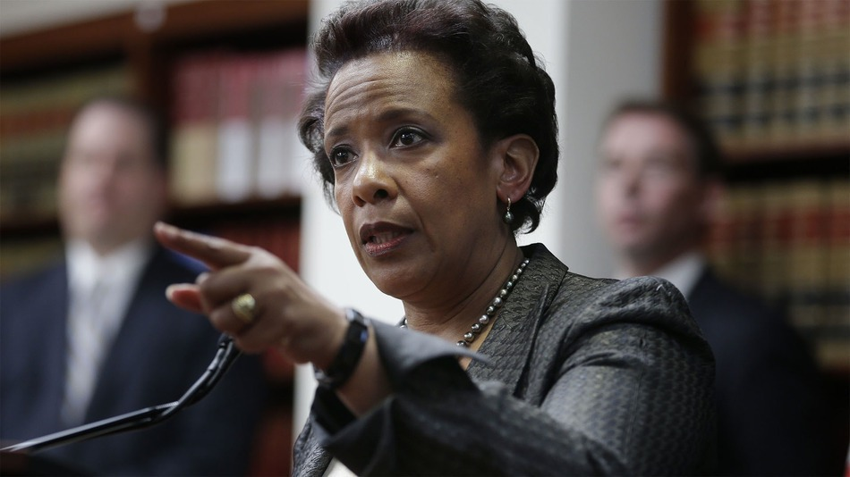 Attorney General Lynch: 'We Have Always Pushed Forward'