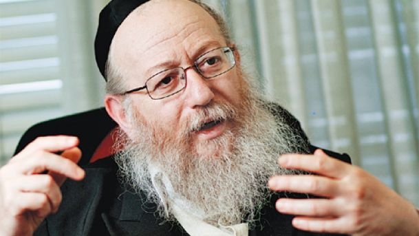 Will Action Follow Report Of Alleged Ties between Health Minister Litzman And Tobacco Companies?
