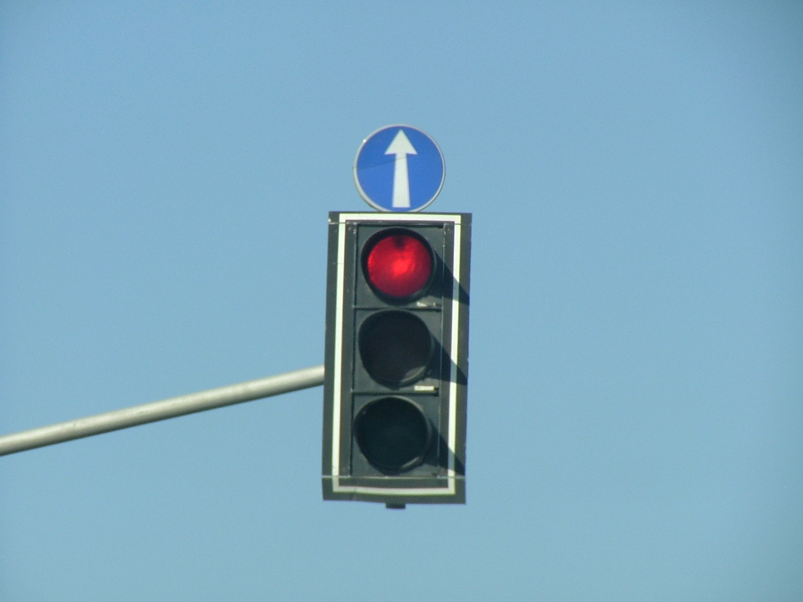 Israel: Fine For Running A Red Light Now NIS 1,500