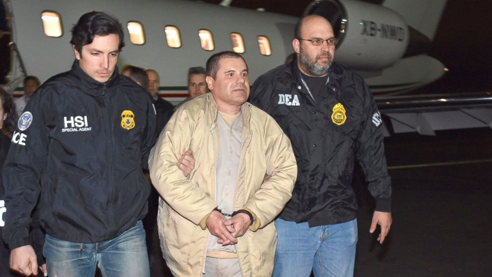 El Chapo's New Home: A Jail That Held Mobsters, Terrorists