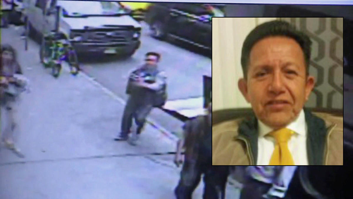Manhattan's Brazen Bucket-Of-Gold Thief, Famous From Viral Video, Is Caught In Ecuador
