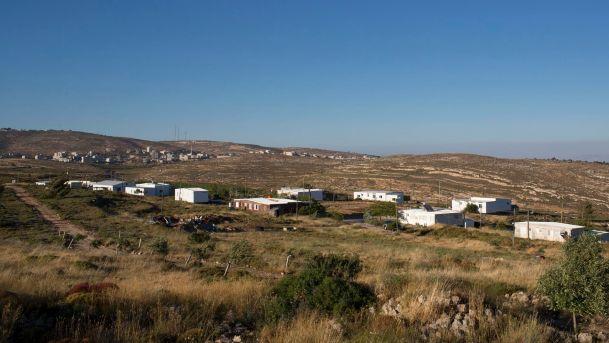Yesh Din Application Halts Preparing New Venue For Amona