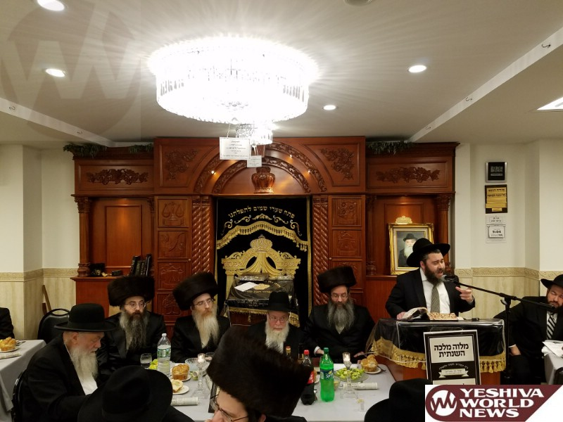 Photo Essay; Melavah Malkea For Beis Medresh Lev Avrohom (Photos by JDN)