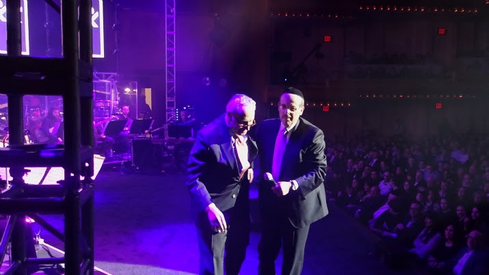 VIDEO/PHOTOS: Senator Chuck Schumer Enjoys Camp HASC's 30th Anniversary Celebration: A Time For Music