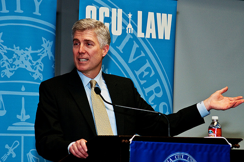Judge Neil Gorsuch Emerges as Leading Contender for Supreme Court