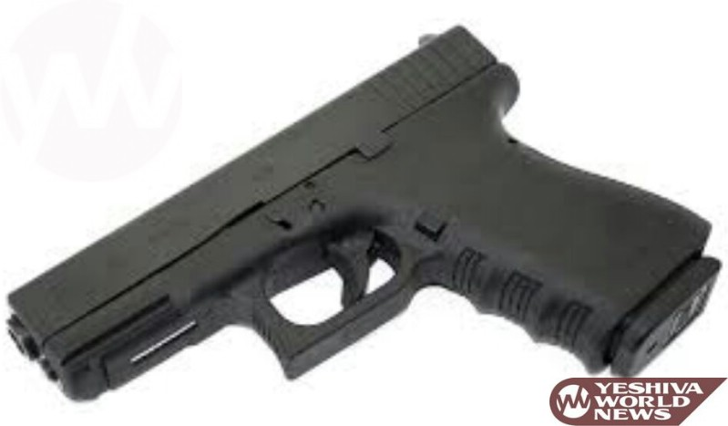 PHOTOS: Israel Police Begins The Transition To New Generation Glock