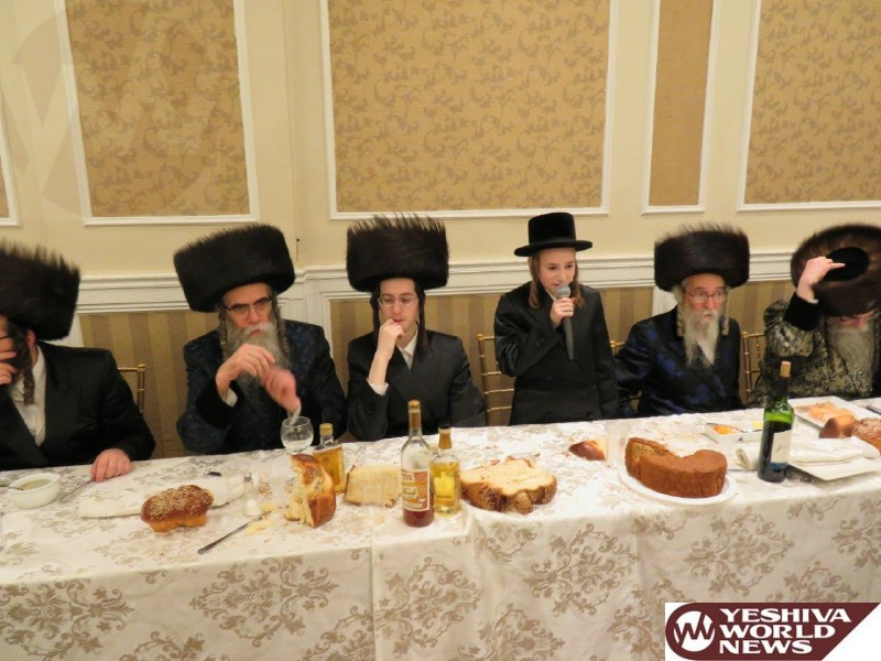 Photo Essay: Sheva Brachos And Bar Mitzvah In Koson And Forshay (Photos by JDN)