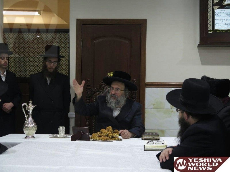Photo Essay: Kabolas Ponim For The Lelover Rebbe Upon His Returning To Boro Park From Eretz Yisroel (Photos by JDN)