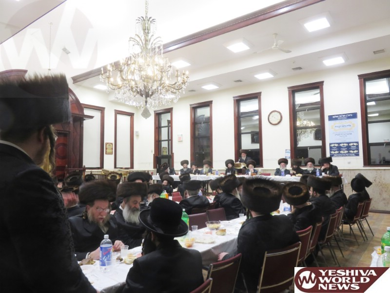 Photo Essay: Melavah Malka For The Salka Shul In Monsey (Photos by JDN)