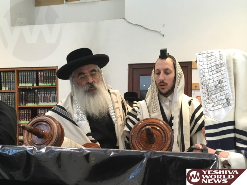 Photo Essay: Dushinskia Rebbe Visiting Vienna (Photos by JDN)