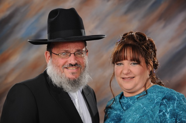 Rabbi Yisroel Landsman Zatzal And Mrs. Chana Landsman Invited Over 6000 Guests Into Their Home In Yerushalayim, Now You Are Invited To Their Son's Wedding!