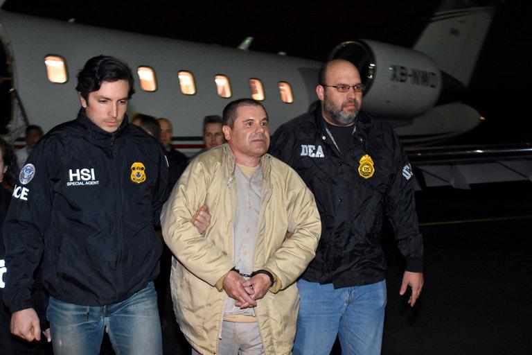 Mexican Drug Kingpin