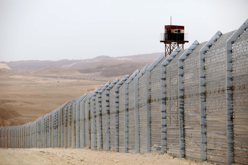 VIDEO: MOD Fence Administration Completes The Heightening Of The Israel- Egypt Border Fence