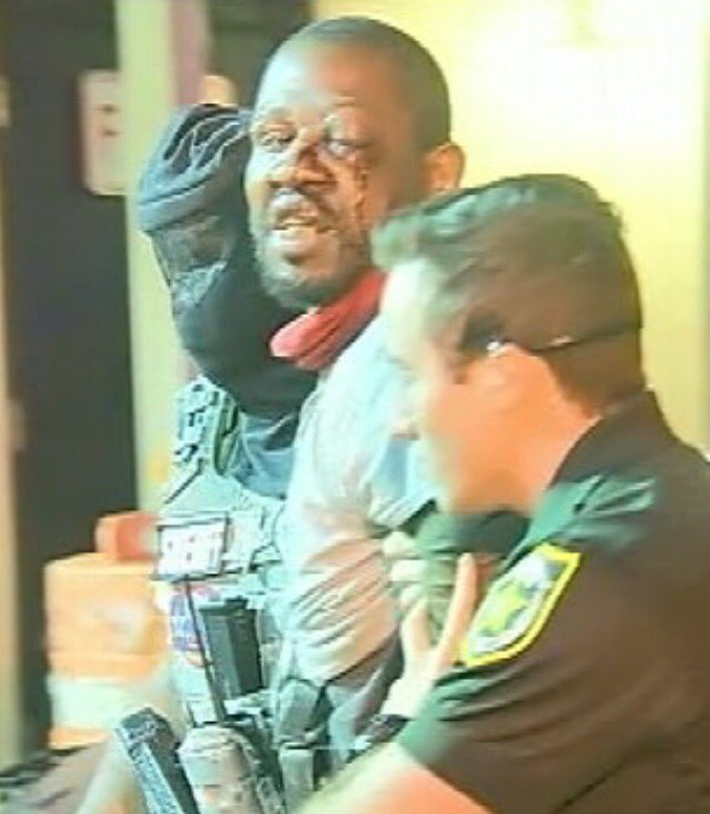 MANHUNT ENDS: Fugitive Wanted in Orlando Officer's Fatal Shooting Captured