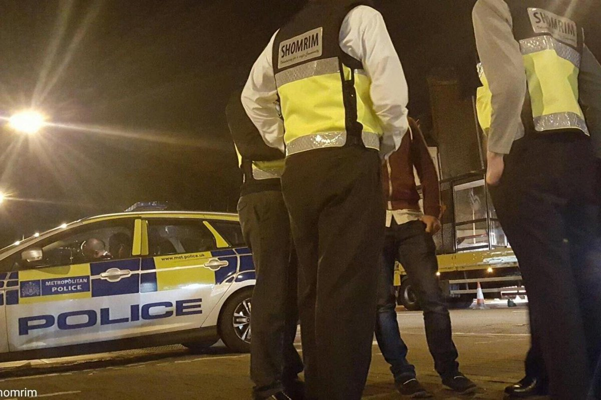 Stamford Hill Shomrim 'Helped Bring More Than Half Of Britain's Prosecutions For Anti-Semitism Last Year'
