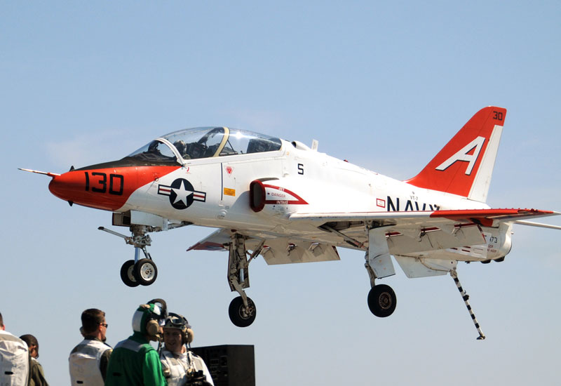 Military Jet Crashes at Naval Base in Mississippi; 2 Eject
