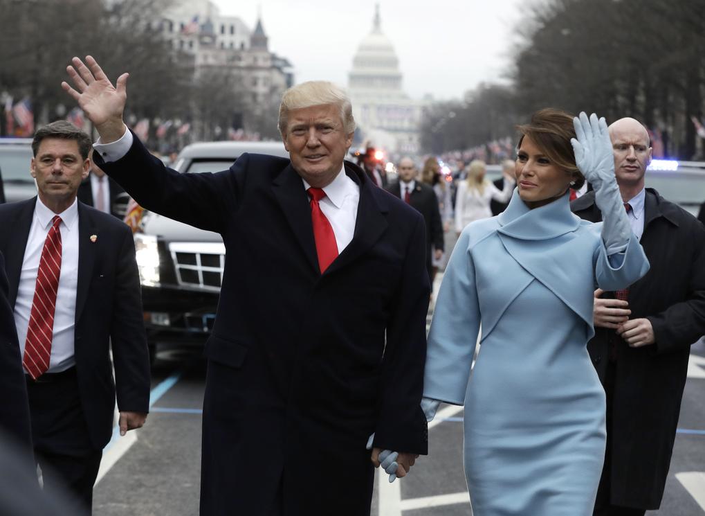 31 Million Viewers Saw Trump's Swearing-In
