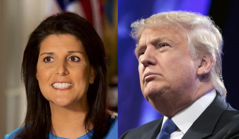 Haley Supports Moving US Embassy in Israel to Jerusalem
