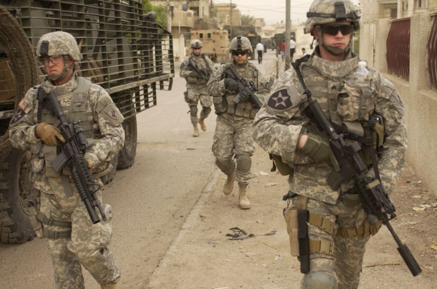Carter Tells AP More US Troops Will Not Fix Iraq or Syria