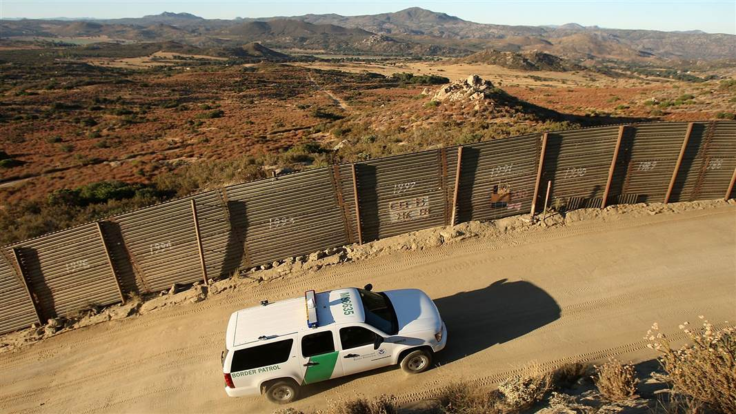 Agency Plans To Award Mexico Border Wall Contracts By April