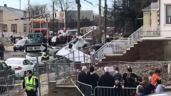 Pilot Encountered Mechanical Issues Shortly Before Crash In NJ